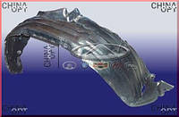Подкрылок передний R, локер, Chery Tiggo [2.0, до 2010г.], T11-3102062, Original parts