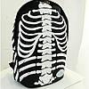 Городской рюкзак Скелет, фото 7