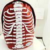 Городской рюкзак Скелет, фото 2