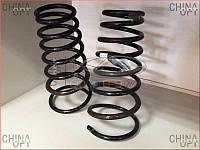 Пружина задней подвески (усиленная) Geely CK1 [-2009г.] 1400351180 Hyundai [Корея]