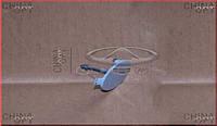 Заглушка буксировочного крюка переднего бампера Chery QQ [S11, 1.1] S11-2803535-DQ Китай [оригинал]