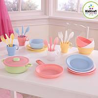 Игровой набор посуды KidKraft 63027
