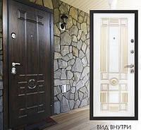 Двери металлические эконом-класса