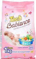 Стиральный детский порошок Tech Babience 1 кг