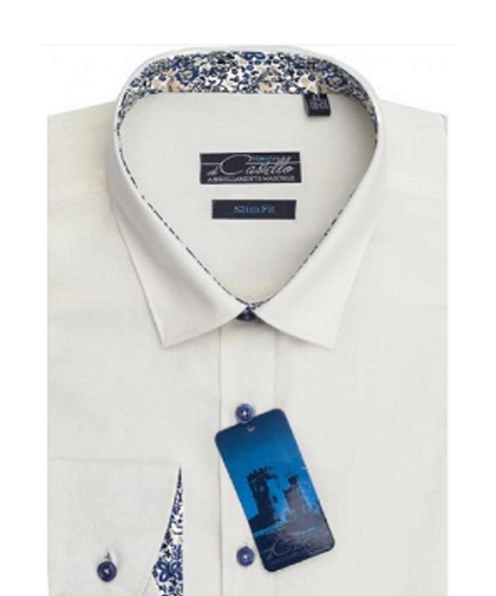 Рубашка мужская Castello sf Whisper - A48