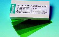 Флекс воск зуботехнический рифленый 0,45мм