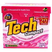 Стиральный порошок LG Tech Compact Romantic Floral 1 кг