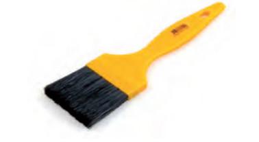 Кисть базис для лаков и красок 30 мм QPT