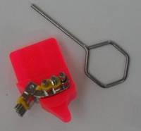Винт стоматологический 930-16 трехсторонний с тремя точками активный 16мм