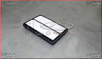 Фильтр воздушный двигателя Chery Beat [S18D,1.3] S18D-1109111 Китай [аftermarket]