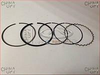 Кольца поршневые (MK 1.5 , STD , на один цилиндр) Geely CK1 [-2009г.] E020110010 JP [Япония]