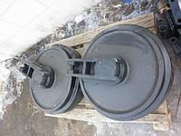 Направляющие (натяжные) колеса - ленивцы VOLVO EC130, EC140, EC150, EC160, EC200