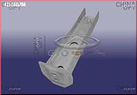 Кронштейн переднего бампера R, центральное крепление, металл, Chery Elara [до 2011г, 1.5], A21-2803704, Original parts