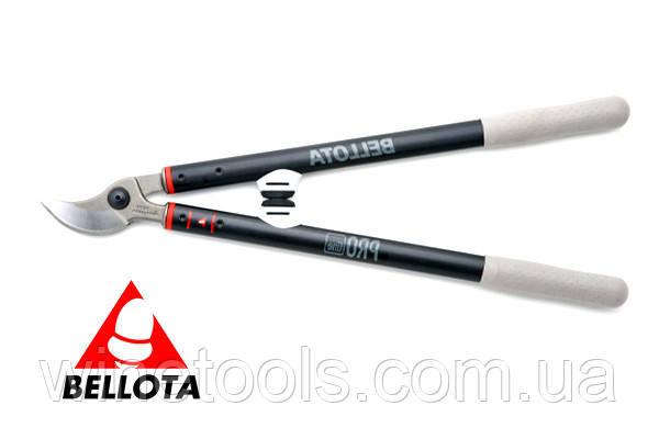 Сучкорез (секатор двуручный) 450 мм зубчатый профессиональный Bellota