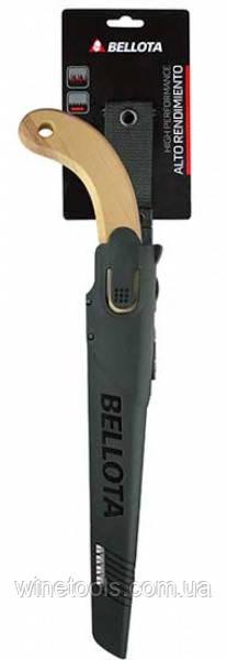 Ножівка садова з чохлом 304 мм ( пряме лезо) Bellota