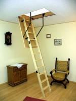 Чердачная лестница Oman Prima 120x60