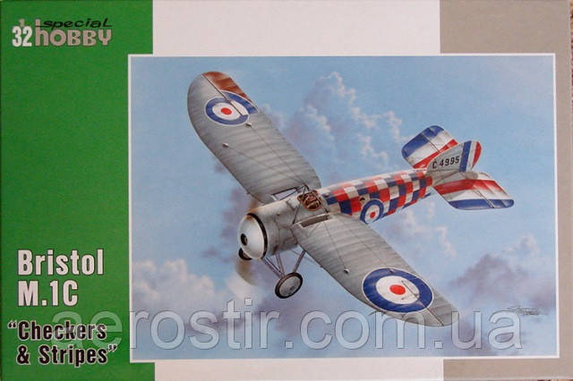 Bristol M.1C 1/32 Special Hobby 32060