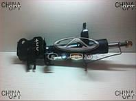 Амортизатор передний правый, газомасляный, Geely EC7[1.8], 1064001257, Aftermarket