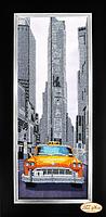 """Набор для вышивки бисером """"Tela Artis"""" Города мира. Нью-Йорк НГ-028"""