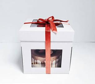 Упаковка для тортів і пирогів