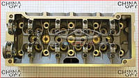 Головка блока цилиндров, LF479Q, 481Q, 1.6, с направляющими, Geely MK1 [1.6, до 2010г.], Original