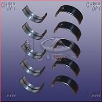 Вкладыши коренные (Acteco, STD,  комплект) Chery Elara [2.0] 481H-BJ1005013 Китай [лицензия]