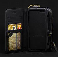 Кожаный чехол-клатч на iPhone 6 премиум качество!