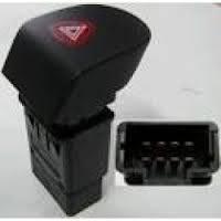 Кнопка аварийной сигнализации Kangoo до 2008 г. AD 1575 7700308821, 320050701R