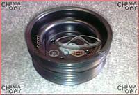 Шкив помпы (водяного насоса) Geely CK2 E050000201 Китай [оригинал]