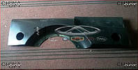 Бампер задний (центральная часть) Chery Tiggo [2.0, -2010г.] T11-2804111-DQ Китай [аftermarket]