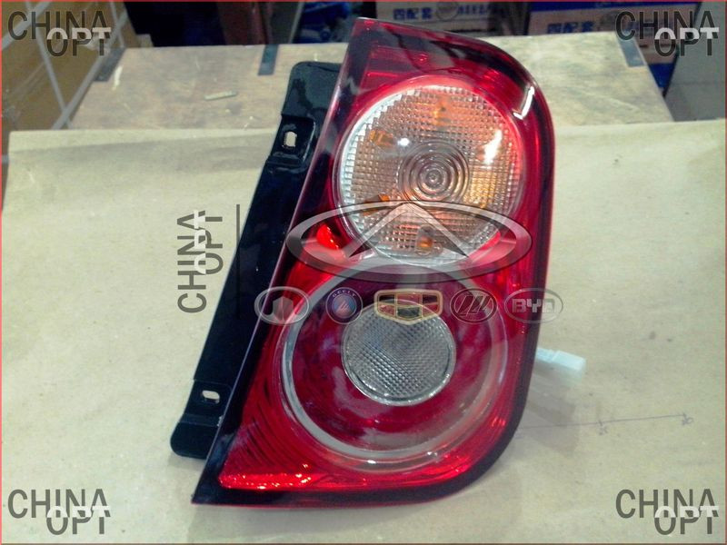 Фонарь задний R, Lifan 320 [Smily], F4133400B1, Original parts