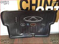 Коврик багажника резиновый Chery Jaggi [S21,1.3] CRS21 Locker [Украина]