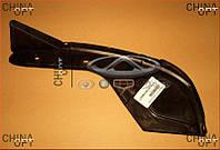 Брызговик бампера заднего правый (накладка, пластик) Chery Tiggo [1.6, -2012г.] T11-3102122 Китай [оригинал]