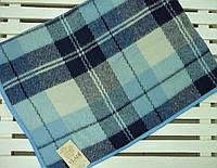 Плед Эльф голубой-белый-синий 140*100 Влади