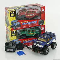 Машинки на р/у. Джип QX 333, аккумулятор, 3 цвета, 28 см, в коробке. Джип Вихрь 333
