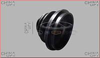 Пыльник наружный ШРУСа (B11 2.0,  +смазка, +хомуты) Chery Elara [2.0] A21-XLB3AF2203111C Китай [аftermarket]
