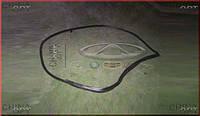 Уплотнитель стекла двери задней R Chery QQ [S11, 1.1] S11-5206222 Китай [оригинал]