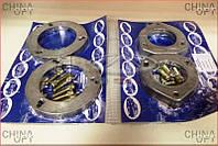 Проставки увеличения клиренса, передние + задние, комплект, Chery Eastar [B11,2.4, ACTECO], CB11FRR, Ukraine Product