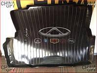 Коврик багажника резиновый Chery Eastar [B11,2.4, ACTECO] CRB11 Locker [Украина]