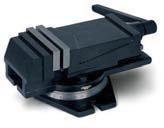 Станочные поворотные тиски SO-160