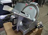 Полуавтоматический слайсер (ломтерезка) Vektor GRT 300 (диаметр 300 мм), фото 2