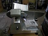 Полуавтоматический слайсер (ломтерезка) Vektor GRT 300 (диаметр 300 мм), фото 3