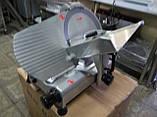 Полуавтоматический слайсер (ломтерезка) Vektor GRT 300 (диаметр 300 мм), фото 4