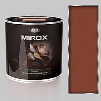 Термостойкая краска с металлическим эффектом Mirox-8004. 2,25 л