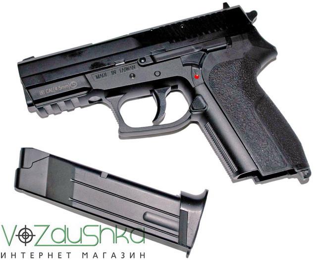 пневматический пистолет sig sauer sp2022