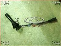 Провода высоковольтный №2, Geely FC, 1136000177, Original parts