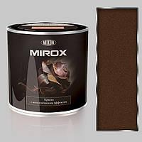 Термостойкая краска с металлическим эффектом Mirox-8025. 2,25 л