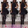 Платье дайвинг складка, фото 2