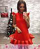 Платье дайвинг складка, фото 4