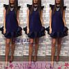 Платье дайвинг складка, фото 5